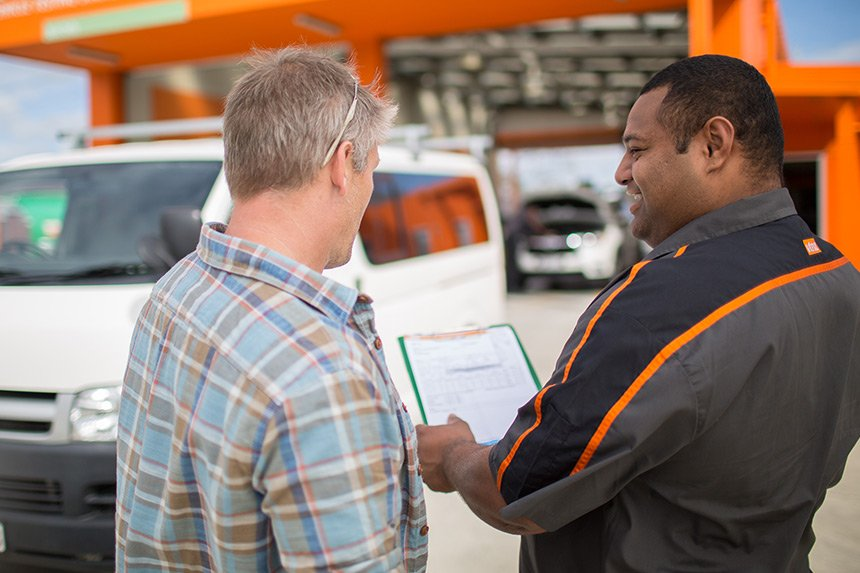 Entry Certification & Vehicle Appraisal